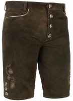 Vorschau: Lederhose Ajax murmel