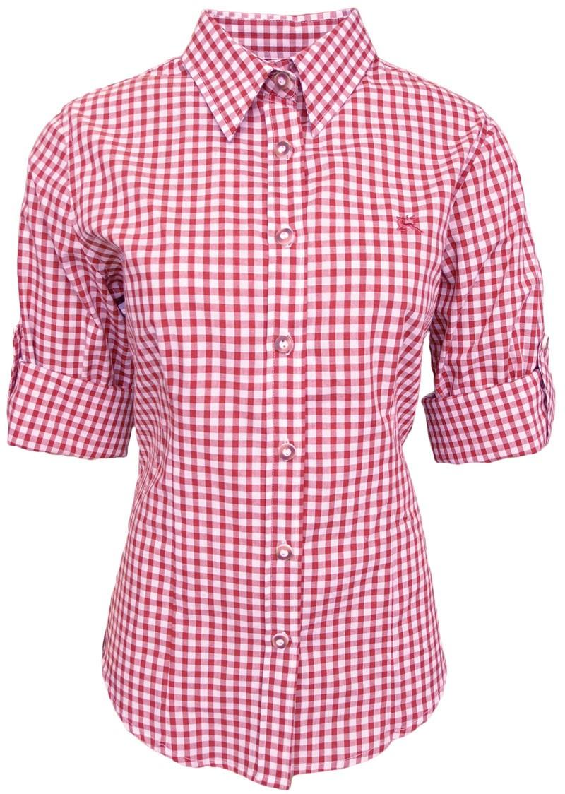 Damska bluzka Caroline czerwona