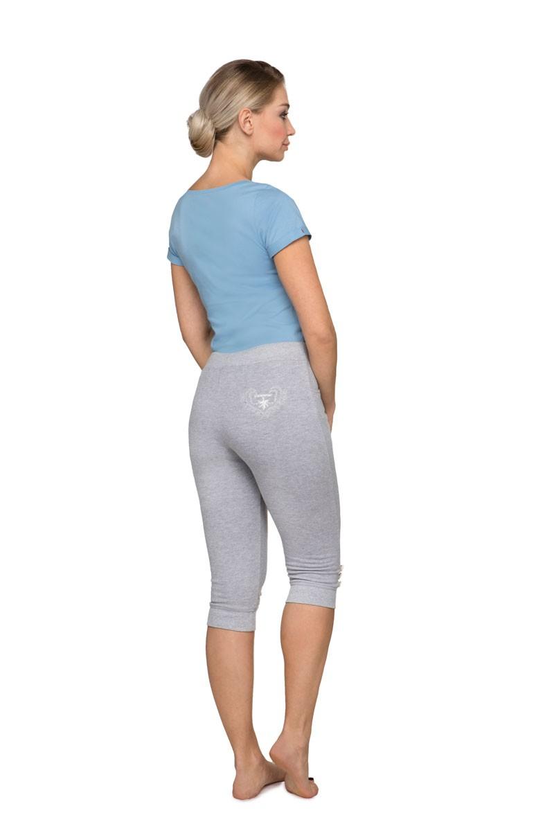 Spodnie Trachten Ashley szare