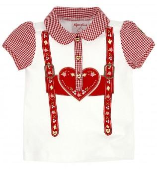 Poloshirt 'Hosenträger'