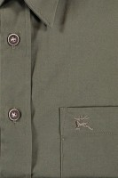 Preview: Herrenhemd Luisl olivegrün