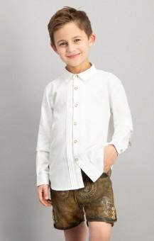 Trachtenhemd Mika für Kinder