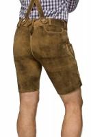 Vorschau: Lederhose Beppo hellbraun
