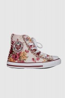 Kindersneaker Blooming Flower