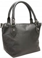 Vorschau: Trachten Handtasche mit Strass-Hirsch schwarz