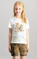 Vorschau: Trachtenshirt Minka für Kinder