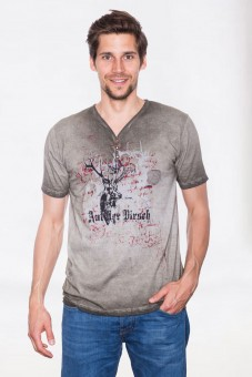 T-Shirt Auf der Pirsch