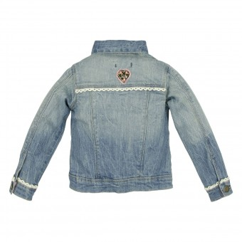 Trachten Jeansjacke blue denim