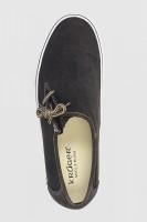 Vorschau: Haferlsneaker dunkelbraun