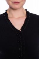 Trachtenjacke Pearl schwarz