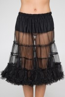 Preview: Petticoat, Black