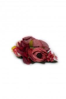 Blüten Haarkamm Rosalie