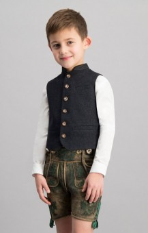 Vest Alois jr. in anthracite