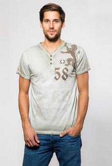 T-Shirt Trademark 1958 beige
