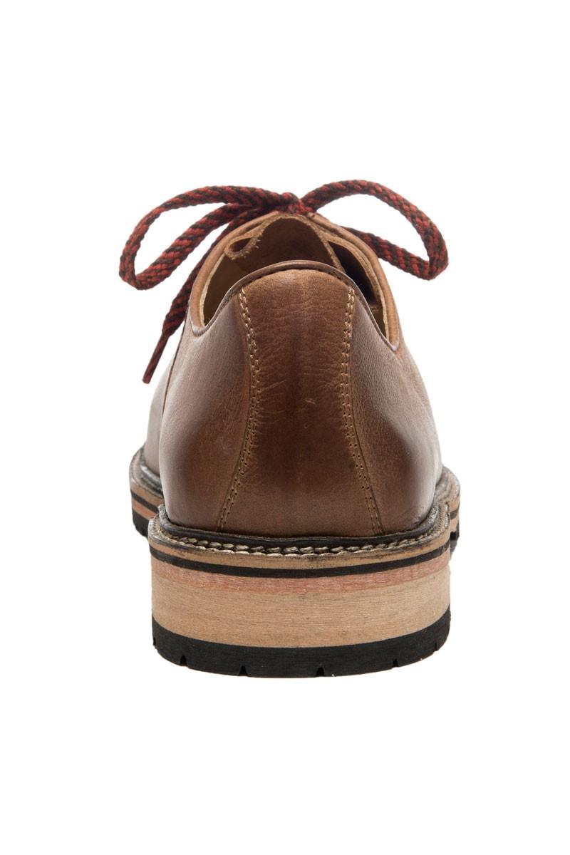 Traditionele schoenen Harry bizon