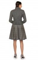 Preview: Traditional jacket Sulmona in gray