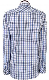 Herrenhemd Duncan Normal Fit blau