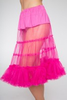Dirndl Unterrrock Pink