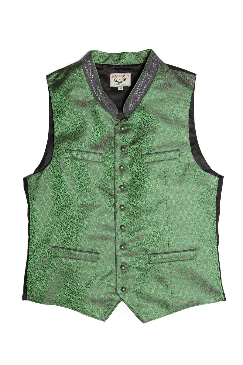 Weste Arni grün