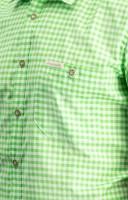Vorschau: Trachtenhemd Renko in pistazie
