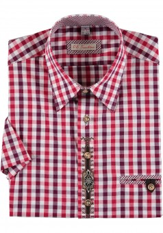 Men's shirt Hartmann red