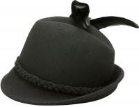 Vorschau: Trachtenhut Filzhut schwarz Romy