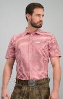 Vorschau: Trachtenhemd Renko in rot