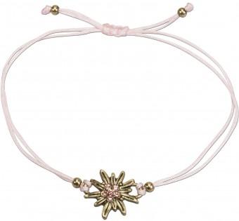 Trachten Armband- Set rosé
