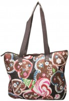 Preview: Trachten Shopping Bag Sweet Temptation, Brown