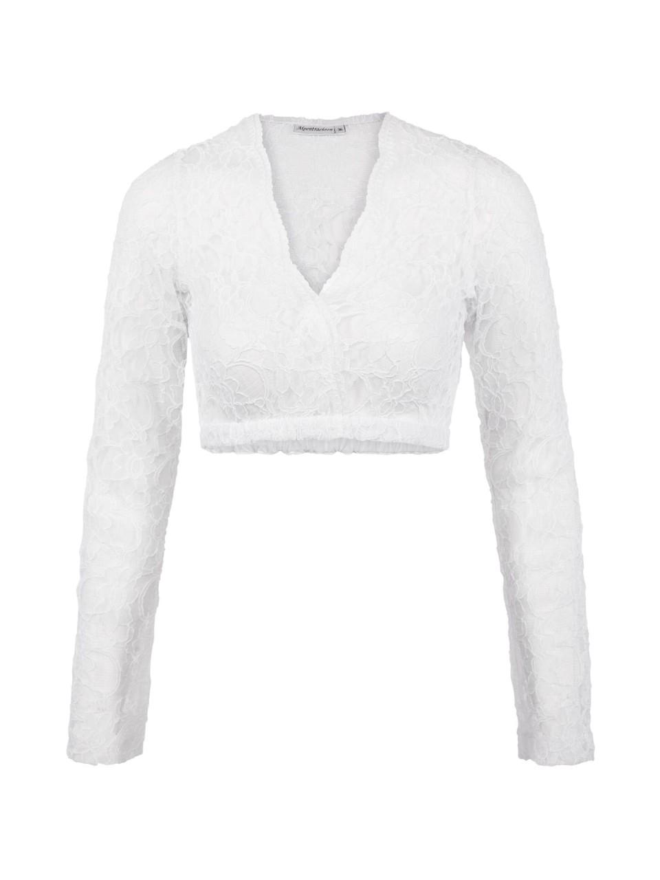 Bluzka Dirndl Jolie biała