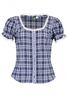 Ladies Blouse Gilli blue