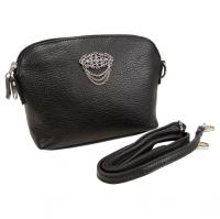 Vorschau: Trachtentasche Mailand schwarz