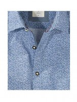 Preview: Olymp Trachtenhemd blau