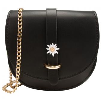 Trachtentasche Siena schwarz