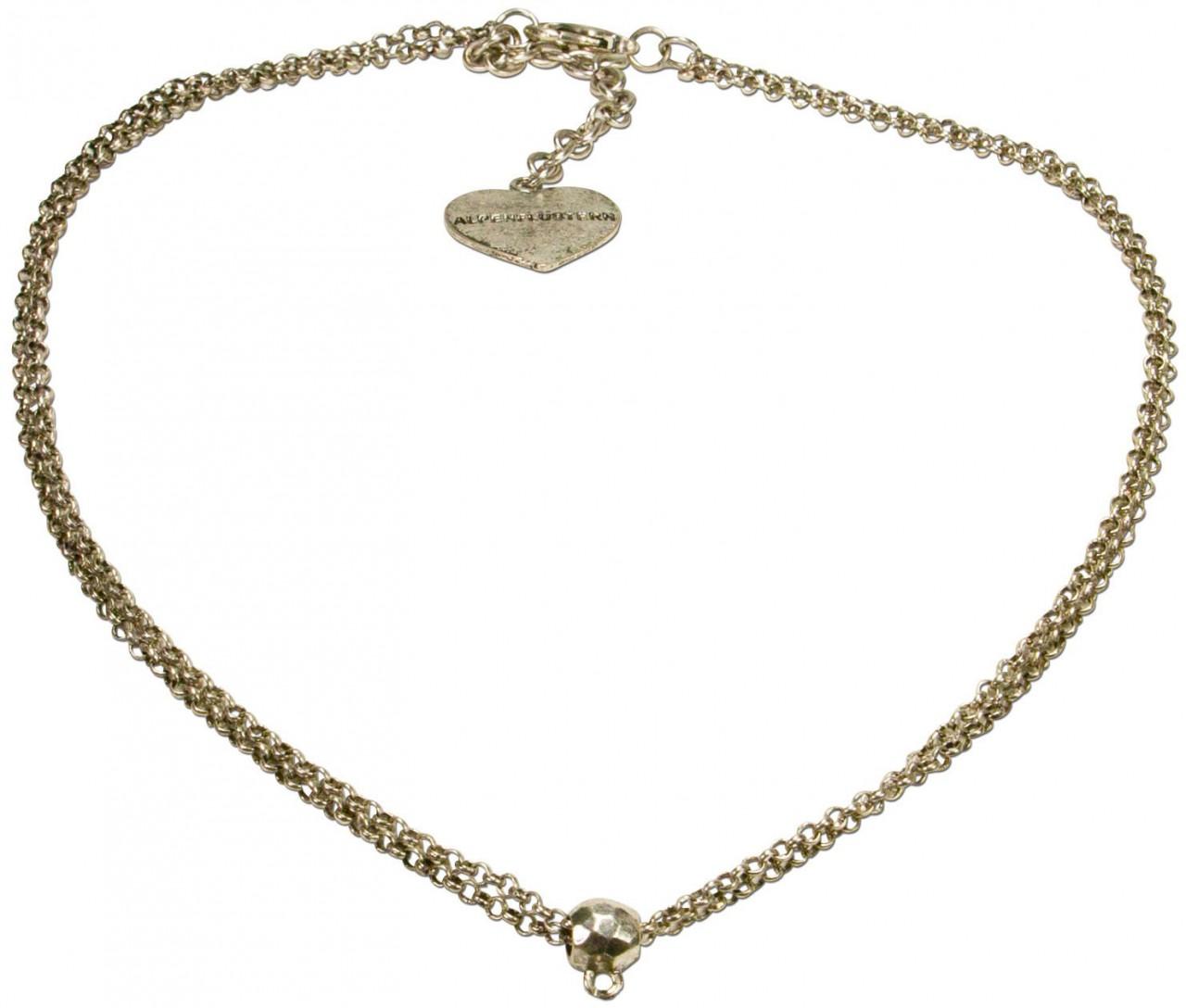 Trachten Halskette Adelina gold