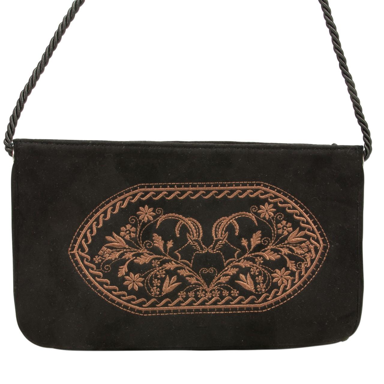 Trachtentasche Merini schwarz