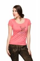 Vorschau: Trachtenshirt Nica flamingo
