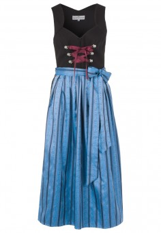 Dirndl Celine, blue-black