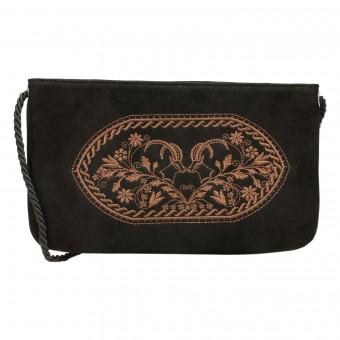 Trachtentasche Melena schwarz