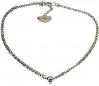 Vorschau: Trachten Halskette Adelina silber