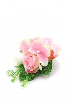 Corsage Flore roze