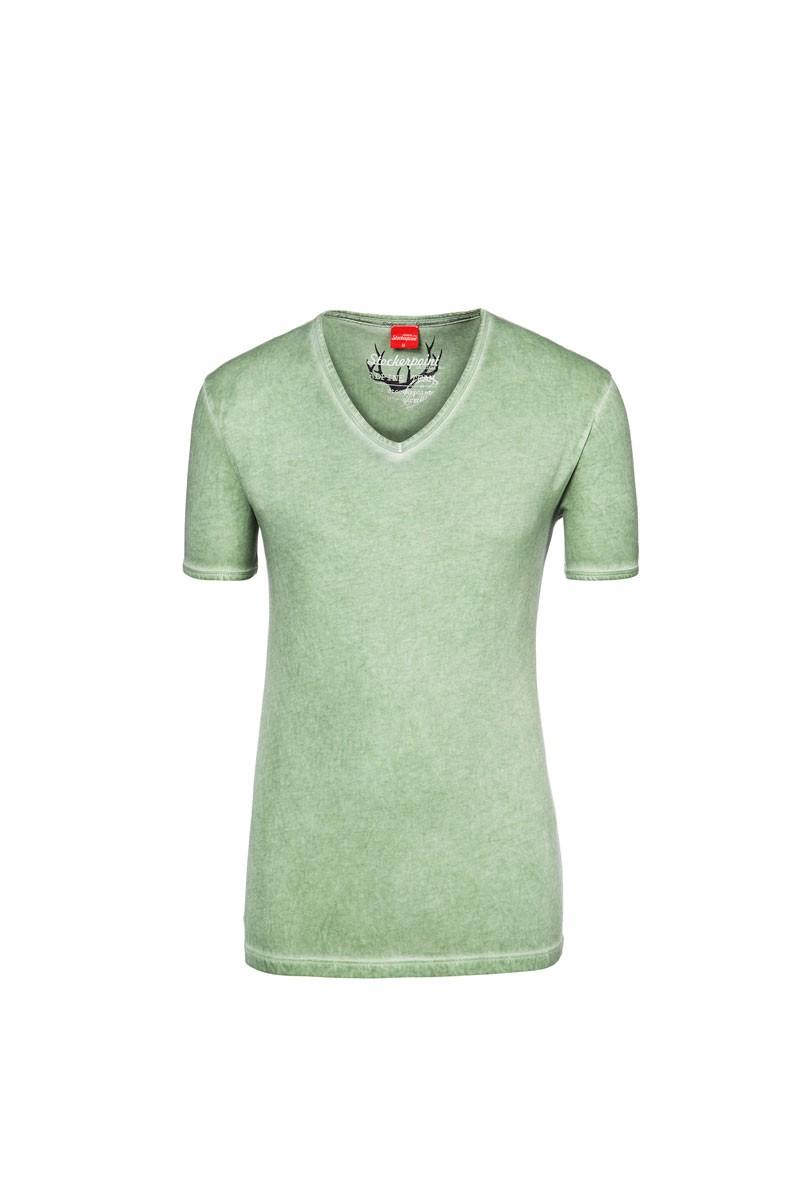 Trachtenshirt Falko grün