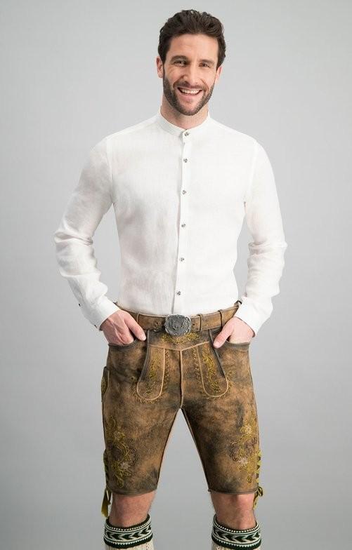 Chemise traditionnelle Vettel