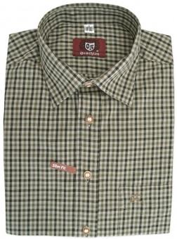 Trachtenhemd Klaas waldgrün