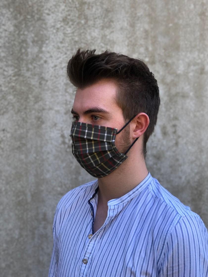 Mund-Nasen-Maske Rasmus