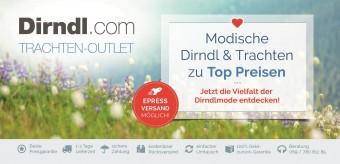 Geschenkgutschein 200 EUR dirndl.com