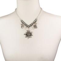 Vorschau: Perlenkette Hanne weiß