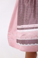 Vorschau: Dirndl Leandra 50cm rosa