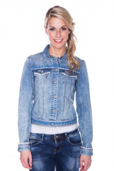 Jeansjacke Denim Dream blau