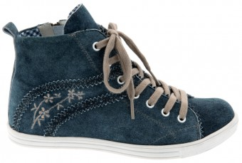 Damensneaker Waltrun denim